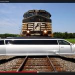 リムジンvs列車 (1)