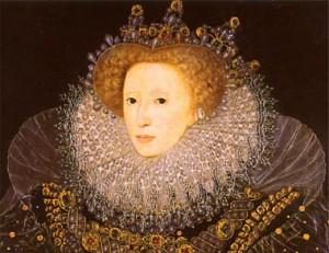 エリザベス一世の母親の幽霊